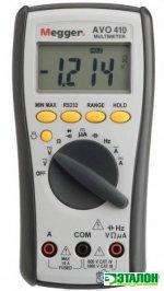 AVO410, цифровой мультиметр