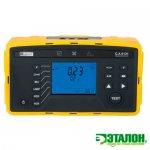 C.A 6131, измеритель параметров безопасности электроустановок