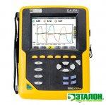 C.A 8331, анализатор параметров электросетей и качества электроэнергии (без токовых клещей)
