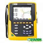 C.A 8333, анализатор параметров электросетей и качества электроэнергии (без токовых клещей)