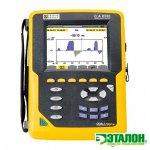 C.A 8336 QUALISTAR PLUS, анализатор параметров электросетей, качества и количества электроэнергии