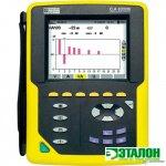 C.A 8332B, анализатор параметров электрических сетей, качества и количества электроэнергии