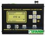 CableMeter E, рефлектометр + мост для измерения длины и входного контроля силового кабеля