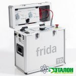 FRIDA-TD, портативное устройство для высоковольтных испытаний синусоидальным напряжением сверхнизкой частоты