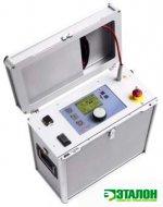 FRIDA, портативное устройство для высоковольтных испытаний синусоидальным напряжением сверхнизкой частоты
