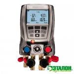 testo 570-1, анализатор работы холодильных систем