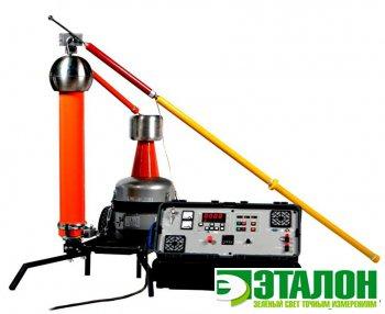 УИВ-15, установка для испытания высоким напряжением