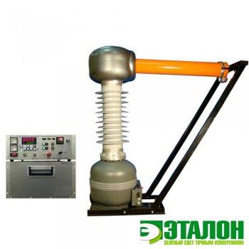 УИВ-150/18М, установка для испытания высоким напряжением для встраивания в передвижные лаборатории