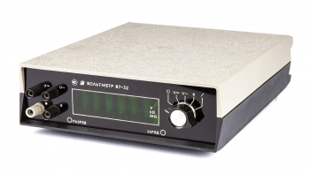 В7-32 Вольтметр цифровой автономный