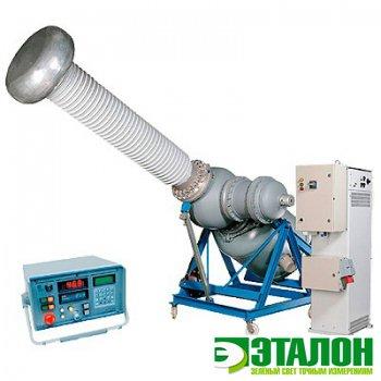 УИВ-395, установка для испытания высоким напряжением